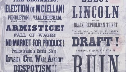 The Debate Over Mail-In Voting Dates Back to the Civil War