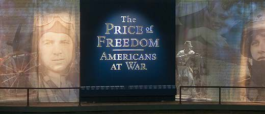 The Price of Freedom: Americans at War