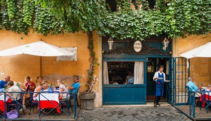 Rome's Very Short Street With a Long, Magnificent History