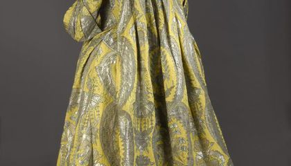 The Robe Volante, the First Comfortable Dress in France, Sells for $150,000