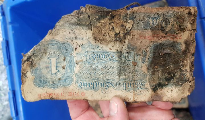 $2 Million World War II-Era Cash Hoard Found