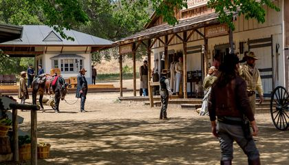 100 Years of Hollywood History Lost as California Inferno Destroys Paramount Ranch