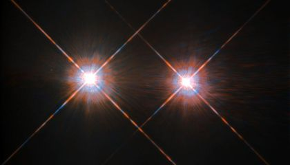 Suddenly, Alpha Centauri is a Popular Destination