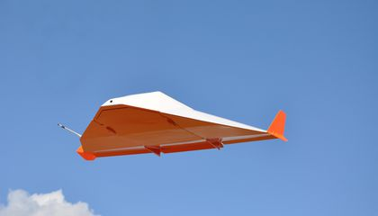 The Drone That Mimics Spaceships