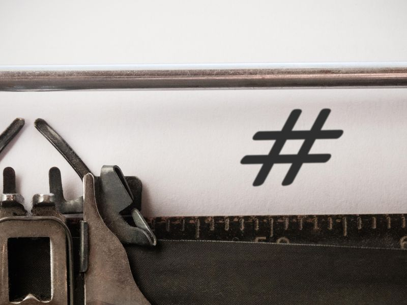 The use of hashtags turns 10 years old
