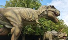These Life-Size, Animatronic Dinosaurs Are Heading to New Homes