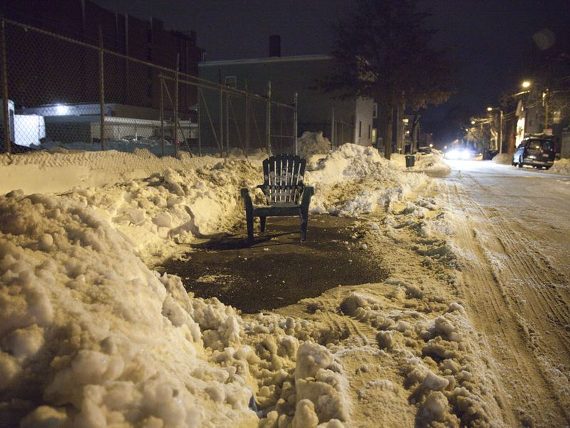 Traditional Space Saver in Boston