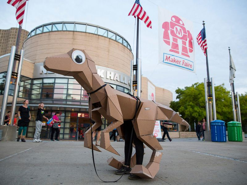 What Is a Maker Faire, Exactly? | Innovation | Smithsonian