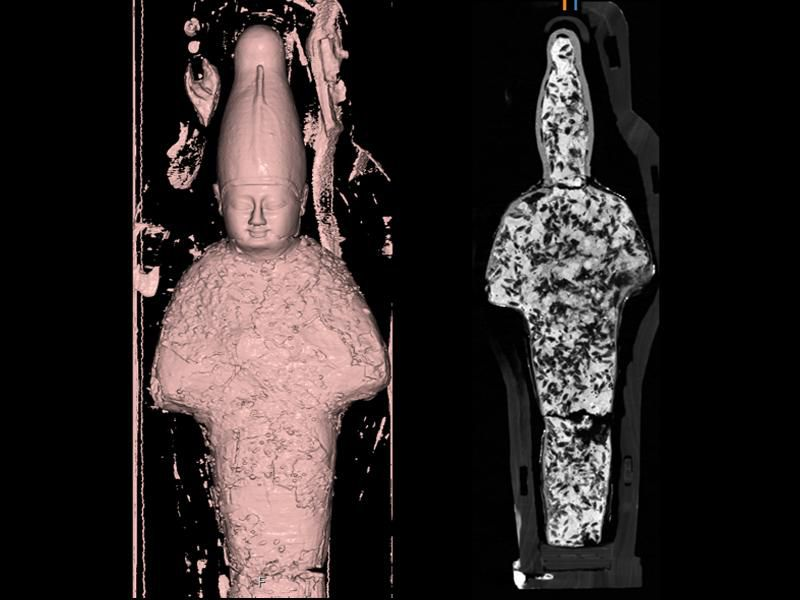 Ct Scans Reveal Miniature Mummies Surprising Contents Smart News Smithsonian Magazine First wash the dead body in wine and nile water. ct scans reveal miniature mummies