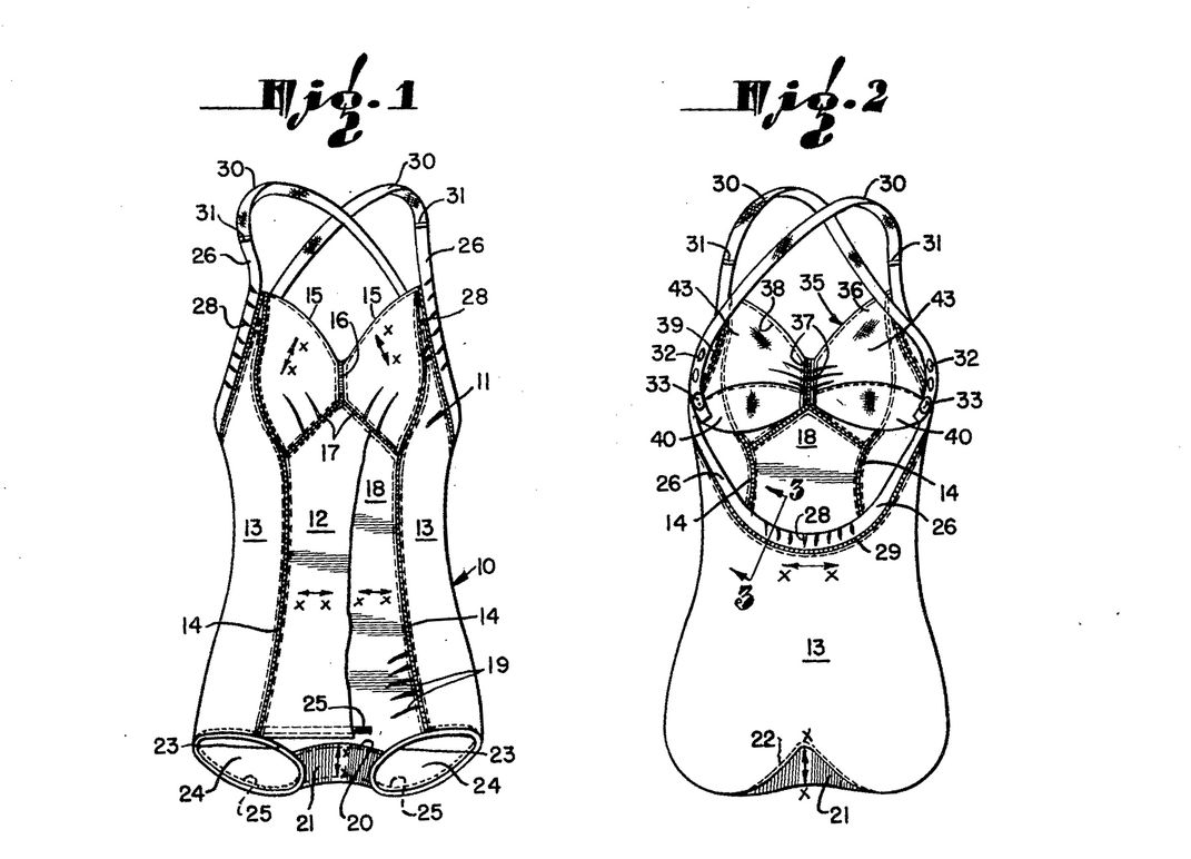 7b419dd93fbb1 How Swimsuits Became Fashion Items | Smart News | Smithsonian