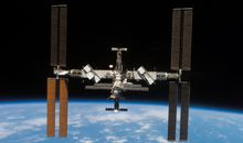 The space station gets a new set of solar arrays, and a new shape.
