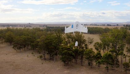 Google's Delivery Drones Will Airlift Supplies Practically Anywhere