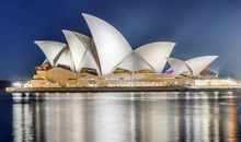 Splendors of Australia and New Zealand photo