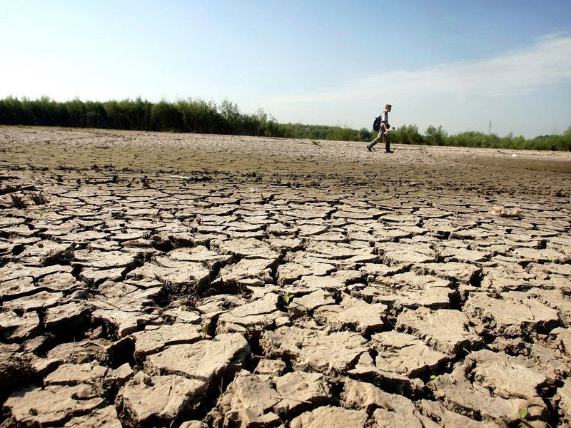 a new drought atlas tracks europe s extreme weather through