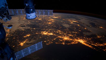 An Astronaut's View of Earth Could Change Us All
