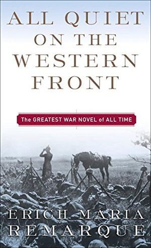 "the theme of war in all quiet on the western front The best war movie i reviewed this past year was the extended version of ""all quiet on the western front""  tapping the theme that war will corrupt,."
