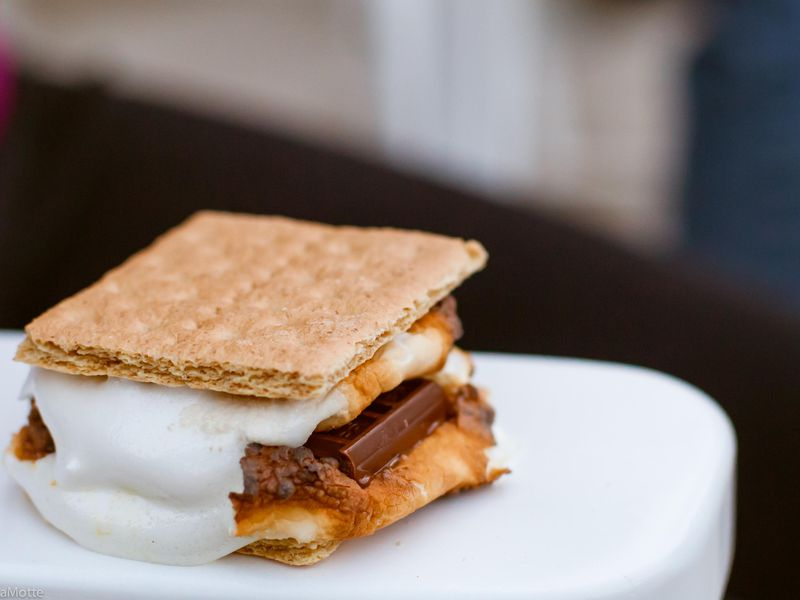 Smores More American Than Apple Pie