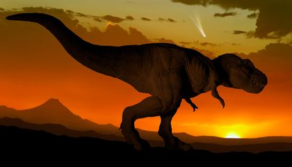 Astrophysicists Chart Source of Asteroid That Killed Dinosaurs