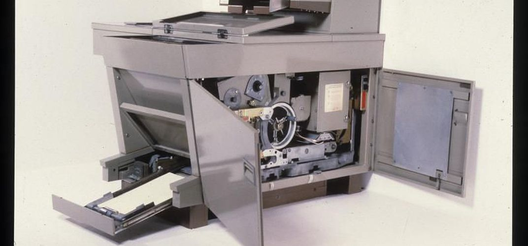 How Xerox's Intellectual Property Prevented Anyone From