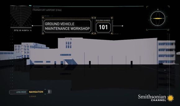 Preview thumbnail for video'Why the biggest airport hangars aren't for planes