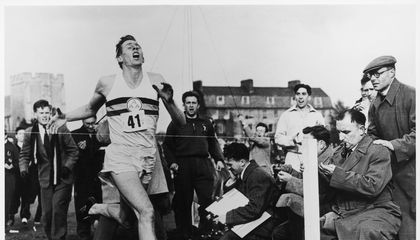 Five Things to Know About Roger Bannister, the First Person to Break the 4-Minute Mile