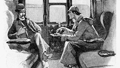 The Creator of Sherlock Holmes Was, Like Many Victorians, Fascinated by Mormons