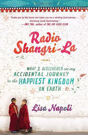 Preview thumbnail for video 'Radio Shangri-La: What I Discovered on my Accidental Journey to the Happiest Kingdom on Earth