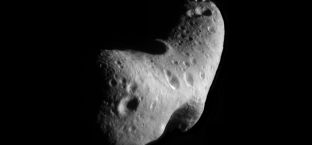 Caption: How Worried Should We Be About Asteroids?