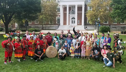 indigenous  peoples  day 2018 at jhu 16to9
