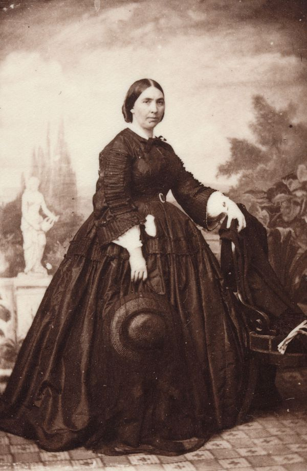 The Actress Who Left the Stage to Become a Civil War Spy      |     At the Smithsonian      | Smithsonian