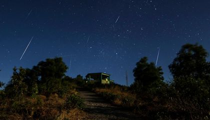 Geminid Meteor Shower Will Blaze Across Skies