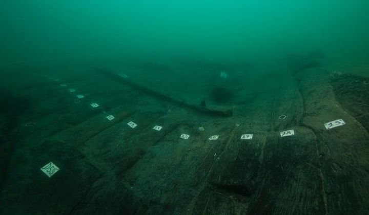 Wreck of Ship Described by Herodotus Recovered