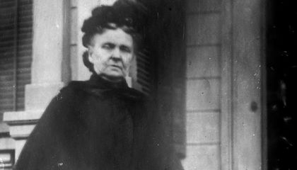 The Peculiar Story of the Witch of Wall Street