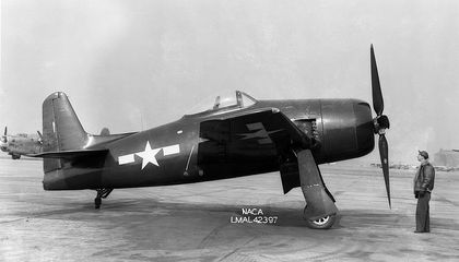 Traces of WWII Veteran's Doomed Final Flight May Have Been Located in the Chesapeake Bay