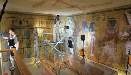 Decade-Long Restoration of Tutankhamun's Tomb Finally Concludes