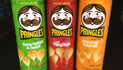 Pringles: Snacktime Hero or Recycling Villain?