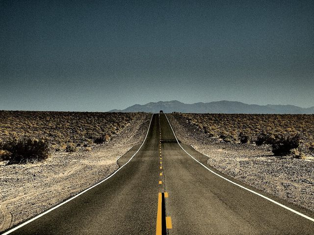 Death Valley is the site of the hottest measured temperature on Earth.