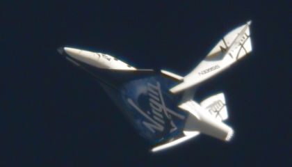 SpaceShipTwo: The Story So Far
