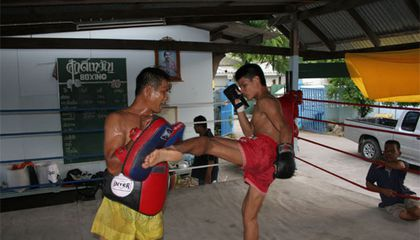 Thailand's Fight Club