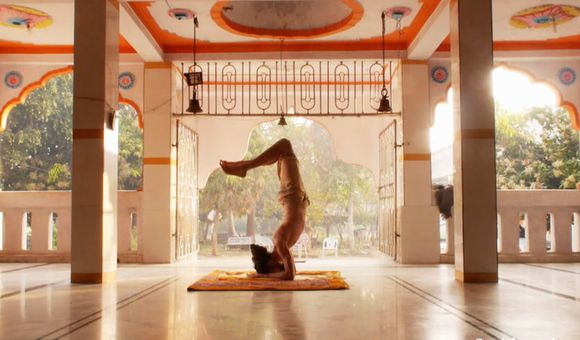 Preview thumbnail for video'Who Were the First Yogis?