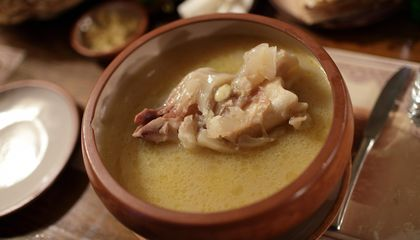 A Brief History of Khash, Armenia's Love-It-or-Hate-It Hangover Cure (Recipe)