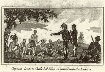 Why Lewis And Clark Matter  History  Smithsonian Presencelewisjpg