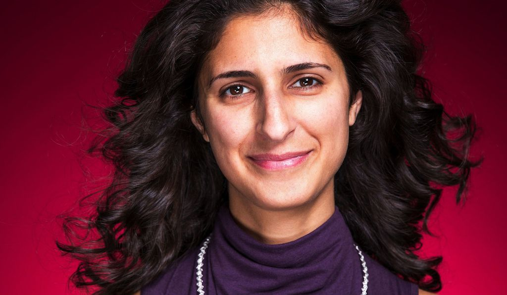 Nina Tandon of EpiBone plans to begin human trials in three years.