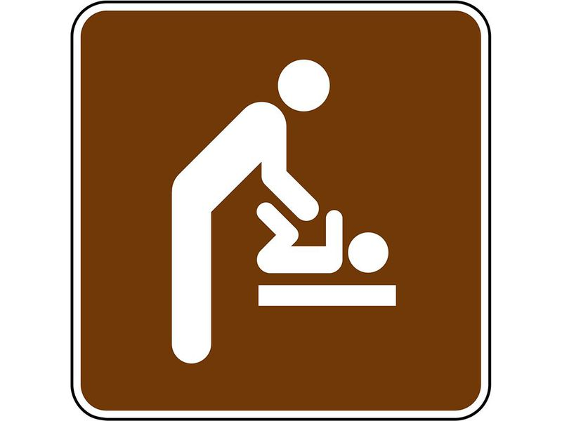 Obama Just Signed A Law Mandating Diaper Changing Tables In Mens - Commercial bathroom baby changing table