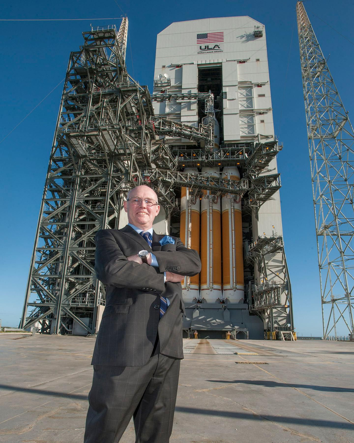 Tory Bruno, the Other Rocket Man | Space | Air & Space Magazine