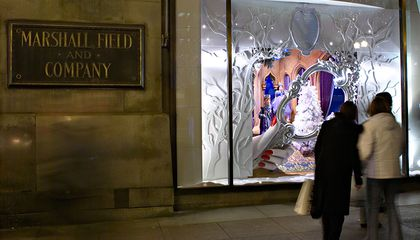 For Generations of Chicagoans, Marshall Field's Meant Business, and Christmas