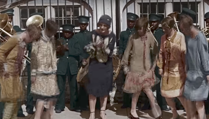 Colorized Footage Is a Vivid Reminder that History Didn't Happen in Black and White
