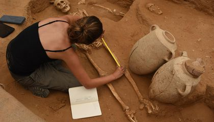 New Dig Shows the Philistines Weren't Such Philistines
