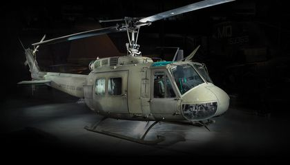 "More Than Just a Helicopter, the ""Huey"" Became a Symbol of the Vietnam War"