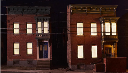 This Art Project Breathes New Life Into Blighted Buildings
